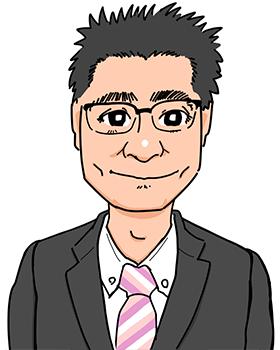 Takehiro先生似顔絵